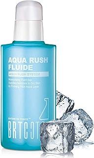 BRTC Aqua Rush Toner - Moisturizing Fluide Supplies Moisture to Dry Skin by Forming Rich Aqua Layer, Balance Care, Intensive Hydration, Nourishing, Revitalizing, Forming Dewy Skin (120mL / 4.06Fl.Oz)