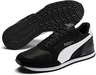 PUMA Unisex Yetişkin St Runner V2 Mesh Moda Ayakkabı