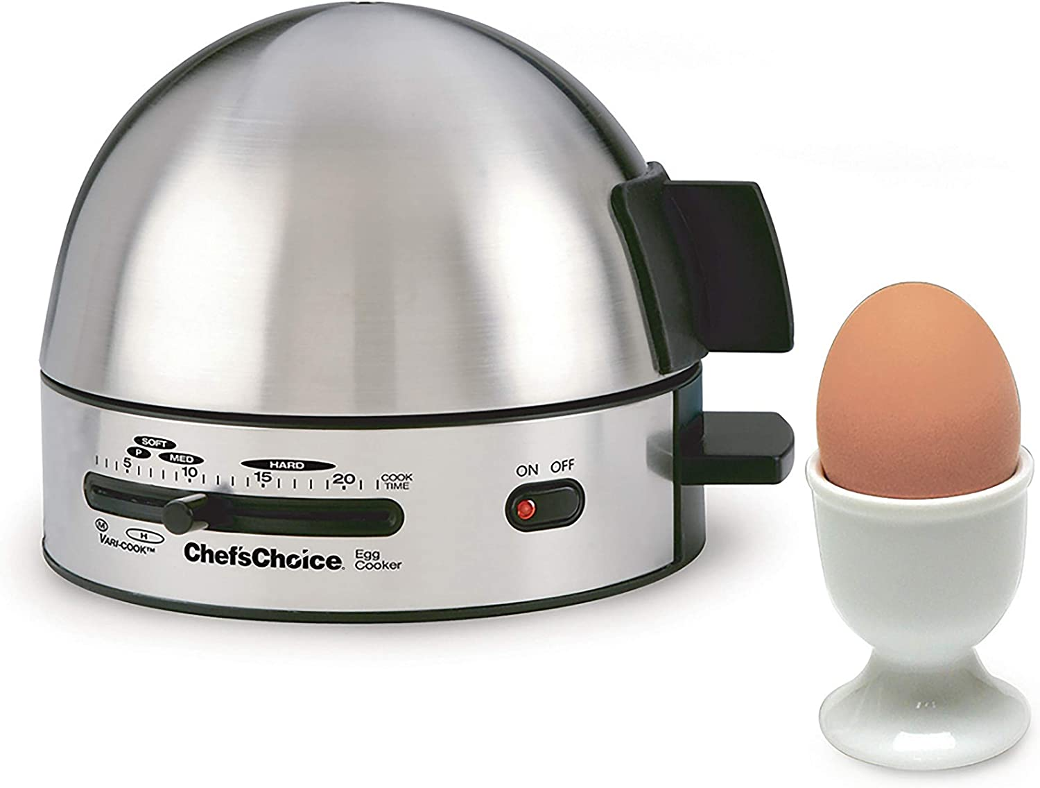Chef'sChoice 810 Gourmet Ranking TOP20 Egg Cooker 7 Makes with Ranking TOP10 Capacity So
