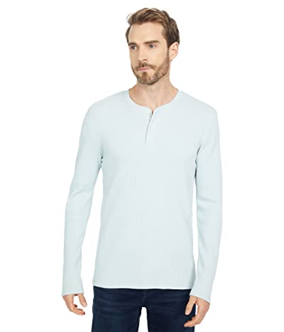 Vince Thermal Long Sleeve Henley