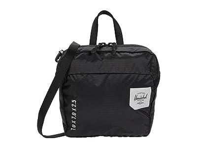 Herschel Supply Co. Ultralight Crossbody (Black) Handbags
