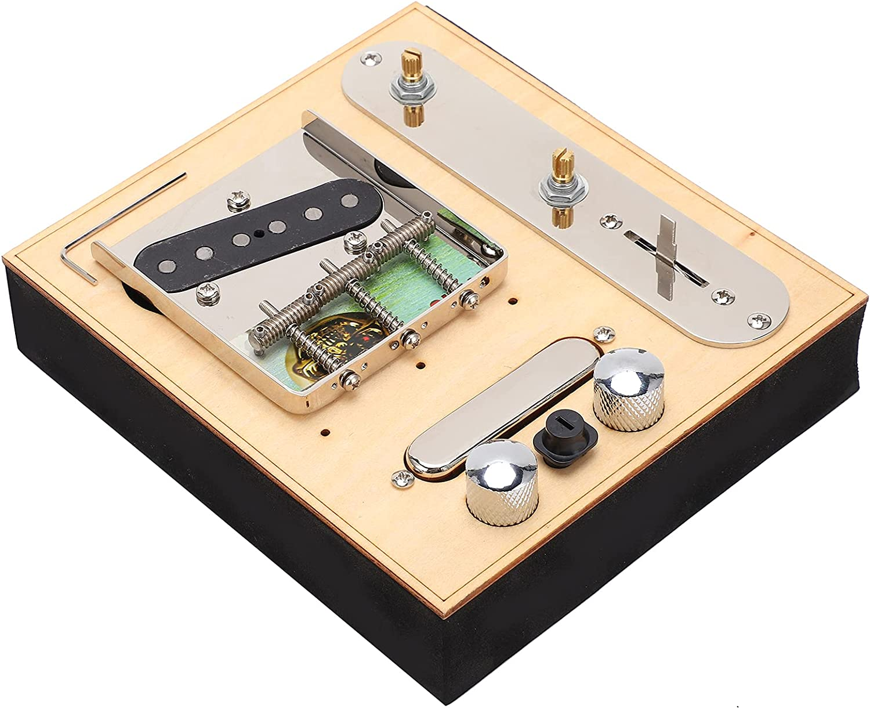 Daily bargain sale Electric Guitars Replacement Parts Factory outlet Bridge Saddle Portable Plate
