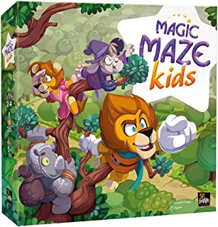 Dude Games DGMMK01 Magic Maze Kids Toys