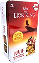 Disney The Lion King 24 Piece Puzzle in Metal Storage Tin - Ages 3 and Up