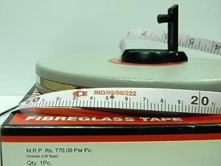 FREEMANS - Fibreglass - Measuring Tape - 50 Meters X 13 Mm