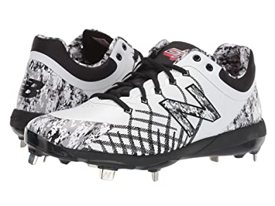 New Balance 4040v5 Metal (Pedroia White/Camo) Men