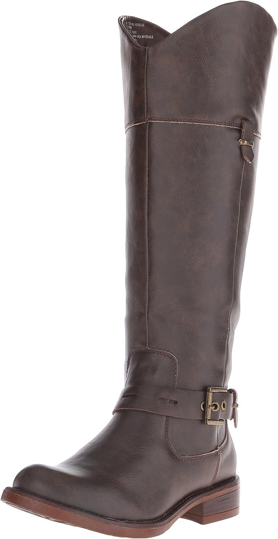 Kensie Women's Stephanie Harness Boot