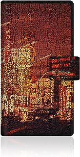 CaseMarket Amazon.co.jp 【手帳式】 CaseMarket AQUOS ZETA (SH-01G) スリム ケース [ フォト デザイン アーリー アメリカン クラシック ] SH-01G-VCM2D2035