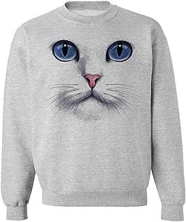 cat face jumper