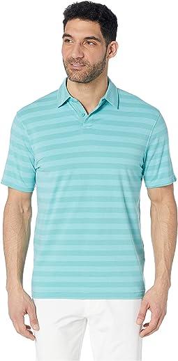 Charged Cotton® Scramble Stripe Polo