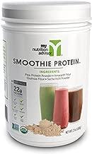 Smoothie Protein Powder (Vegan, Organic, Non-GMO) (20 Servings; 22g per Serving)