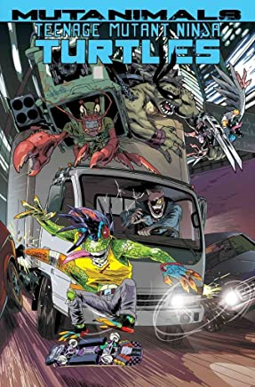 [Teenage Mutant Ninja Turtles: Mutanimals] (By (artist) Andy Kuhn , By (author) Paul Allor) [published: September, 2015]