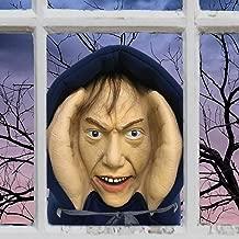 Scary Peeper Creeper Peeping Tom Halloween Window Decoration Looks Real
