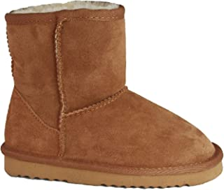 Eastern Counties Leather Childrens/Kids Charlie Sheepskin Boots