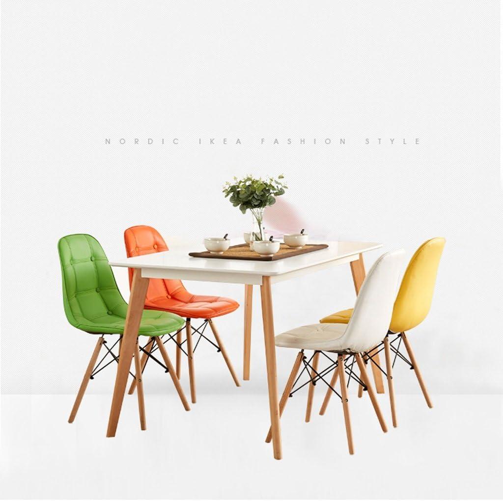 Président WGZ- Chaise de Bureau étude Moderne Minimaliste créative Simple (Color : B) C