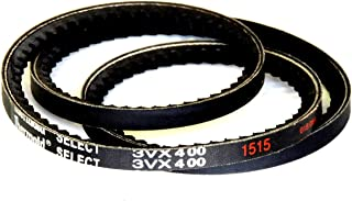 HBD/Thermoid 3VX400 Maxipower Cogged Belt, Rubber