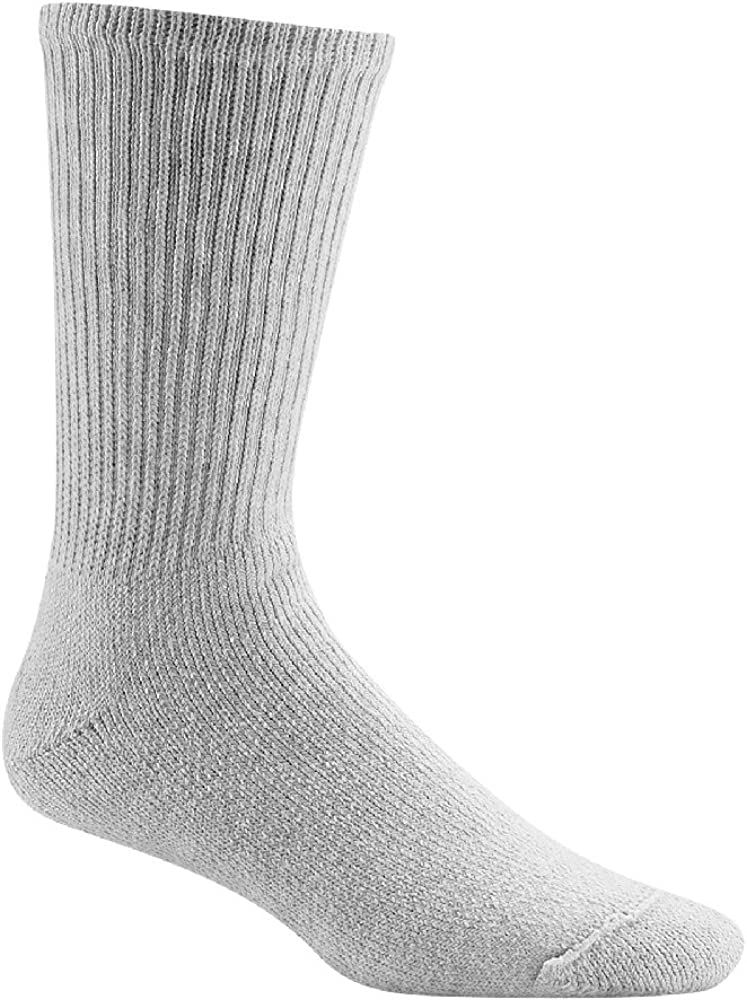 Hanes Men's Cushion Crew Socks