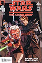 Star Wars The Clone Wars # 6: Escape From Kadavo (Lukas Books)