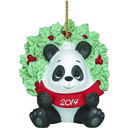 Precious Moments Company Dated 2014 Panda Ornament