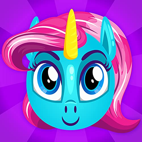 Stack Pony Jump - My Unicorn Little Stack Up: Tower Jump Free Stacking Games