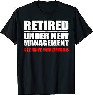 Best retirement t-shirt Reviews