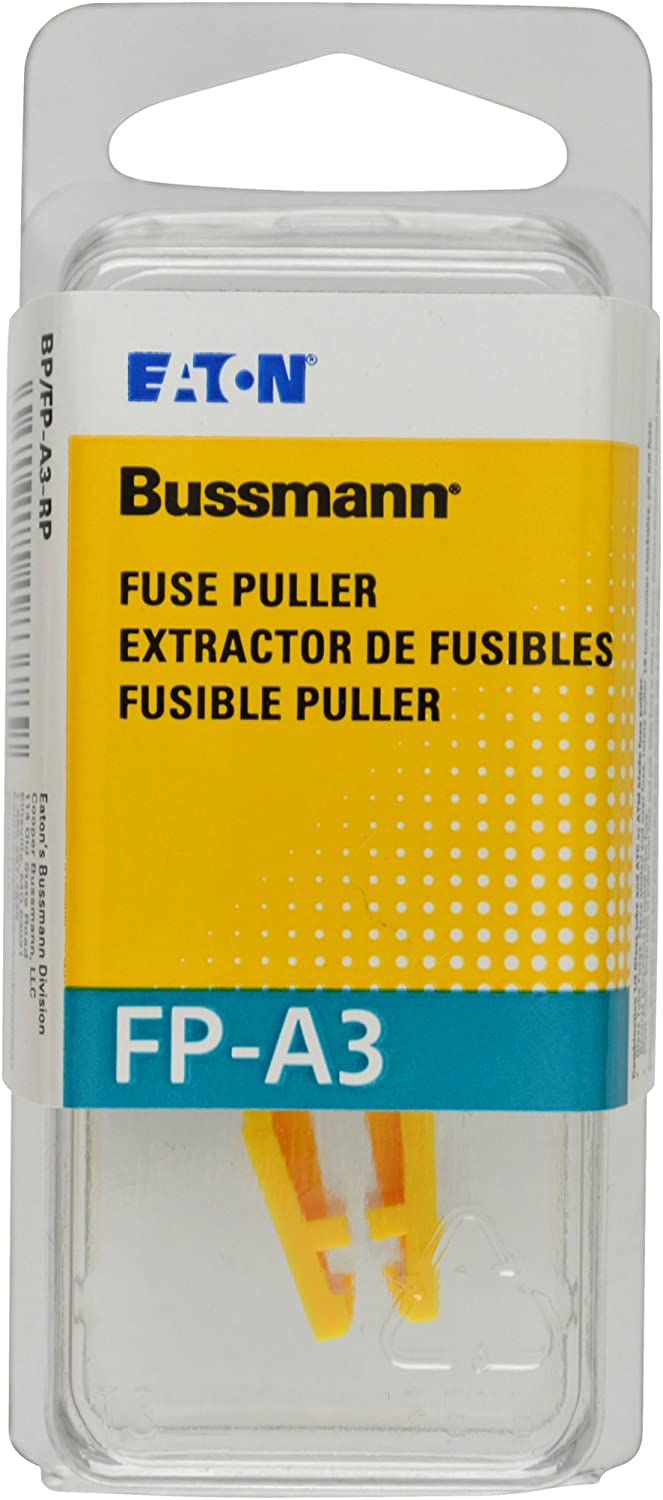 Bussmann Division BP Fuse FP-A3-RP Popular shop is the lowest price challenge Puller Outlet sale feature