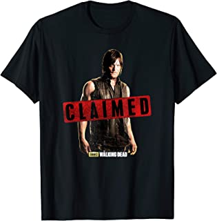 The Walking Dead Daryl Dixon Claimed T-Shirt