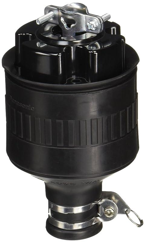 インストラクターディスカウントカーフパナソニック(Panasonic) 引掛防水ゴムキャップ 接地3P ブラック WF8430