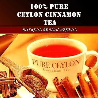 30 Tea Bags PURE Premium CEYLON Cinnamon TEA,Cinnamon Powder TEA, From SRI LANKA