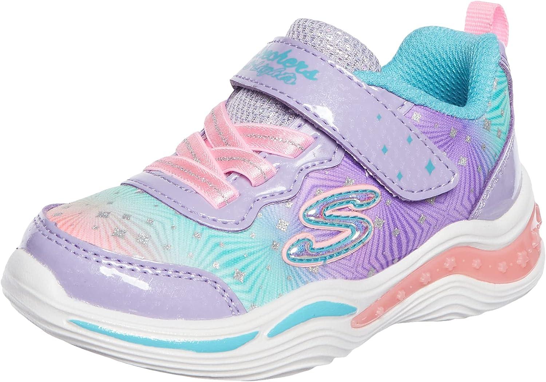 Skechers Unisex-Child Power Sneaker Max Denver Mall 88% OFF Daisy Petals-Painted