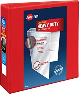 Best avery red binder Reviews