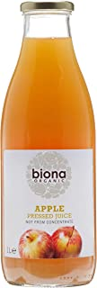 Biona Organic Apple Juice, 1L