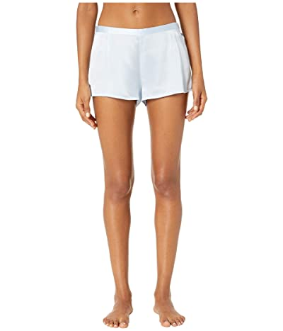 La Perla Silk Shorts (Azure) Women