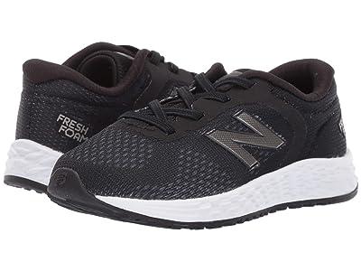 New Balance Kids IAARIv2 (Infant/Toddler) (Black/White) Boys Shoes