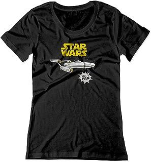 Women's Star Wars No 1 Fan Star Trek Enterprise Funny Shirt