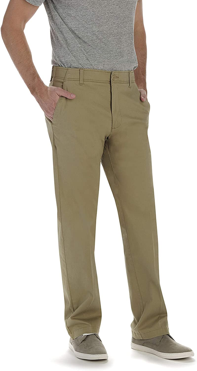 Superior LEE Men's Big Tall Performance Charlotte Mall Pant Extreme Comfort Series