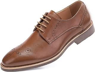 Men's Wingtip Dress Shoes Formal Oxfords