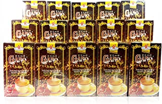 Sponsored Ad - 15 Box GanoCafe 3 In 1 Ganoderma Gourmet Coffee (20 Sachets Per Box)