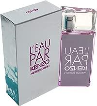 Kenzo L'eau Par Kenzo Mirror Edition for Women Eau de Toilette Spray, 1.7 Ounce
