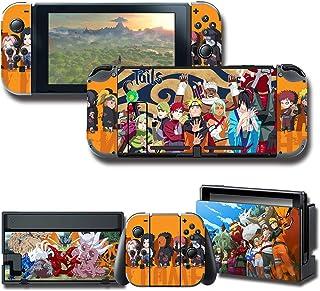 Daenery Skin película protectora Sticker para Nintendo Switch Console Joy-con Controller Dock Mango