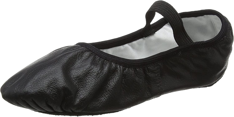 So Danca Women's Ankle Strap Ballet Flats