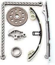 16V Honda//Fit SOHC L15A1 L4 1497cc 1.5L DNJ TK238 Timing Chain Kit for 2007-2008