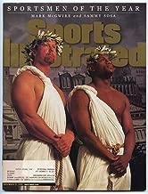 SI: Sports Illustrated December 21, 1998 Mark McGwire, Sammy Sosa, VG