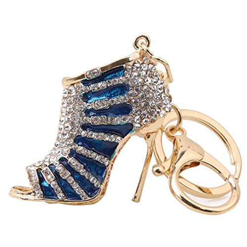 New 1pc Bag Pendant Women High Heel Metal Shoe Purse Charm Pendant Bag Keyring Bag Accessories New Factory Direct Selling Price Bag Parts & Accessories