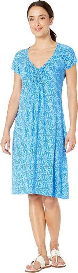 Tidepool Geo Emma Dress