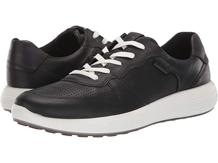 ECCO Soft 7 Runner Perforated | Zappos.com