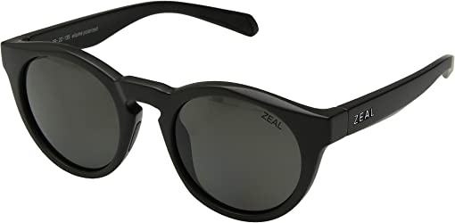 Matte Black/Polarized Dark Grey Lens
