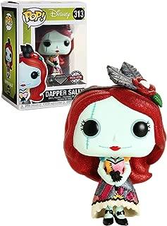 POP! Funko Disney #313 Nightmare Before Christmas Diamond Edition Dapper Sally (Hot Topic Exclusive)