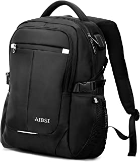 Laptop Backpack, Anti Theft Water Backpack for Men & Women