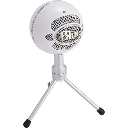 Blue Microphones Snowball iCE White【日本正規代理店品・メーカー保証2年】ホワイト 1974 単一指向性 コンデンサーマイク